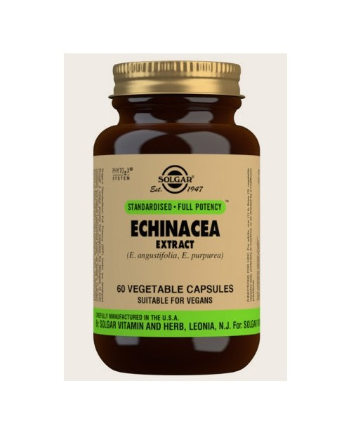 EQUINACEA EXTRACTO SOLGAR 60 cap