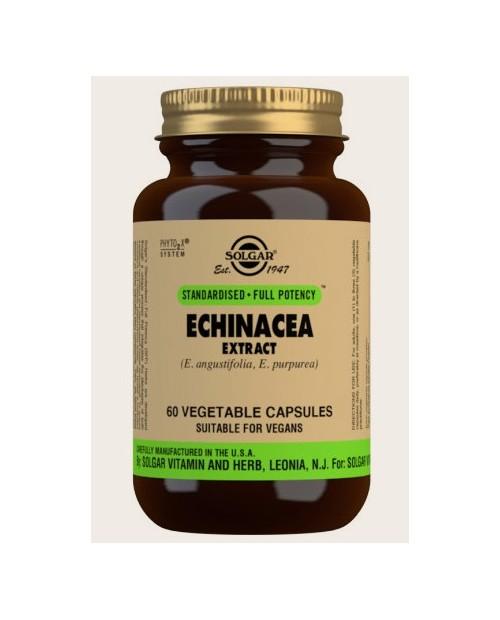 EQUINACEA EXTRACT SOLGAR 60 cap