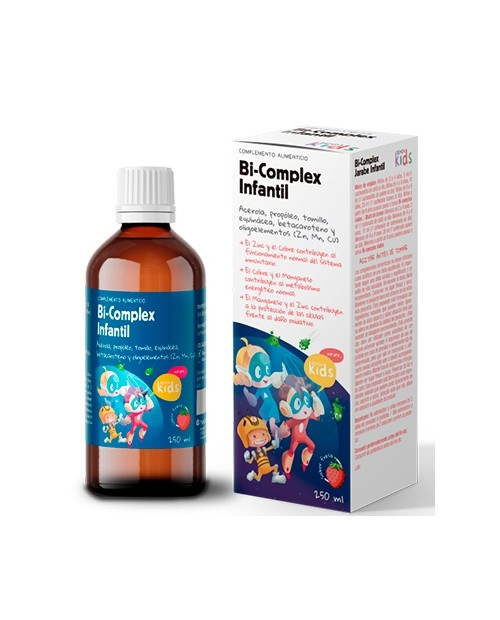 BI COMPLEX infantil 250ml
