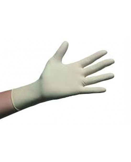GUANTES LATEX SIN POLVO (S)