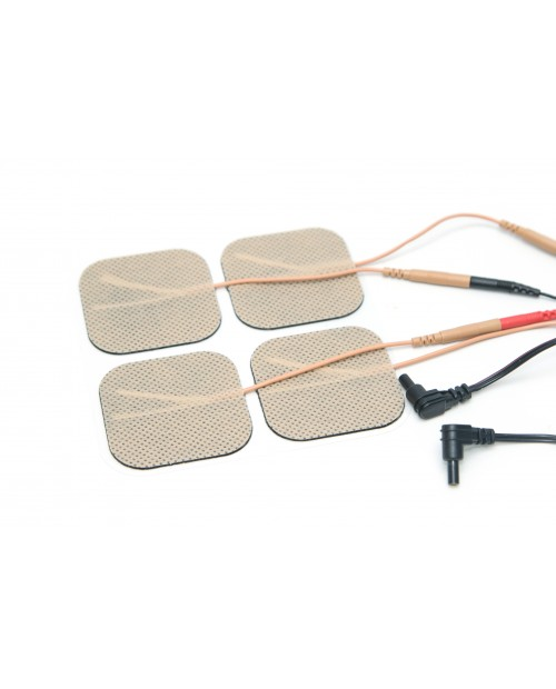 ELECTRODOS ADHESIVOS  5 x 5 4unid