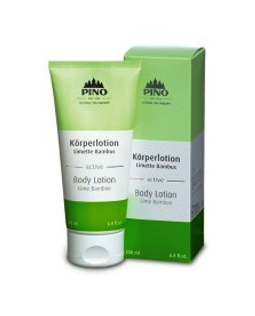 BODY LOTION  200 ML LIMA Y BAMBU