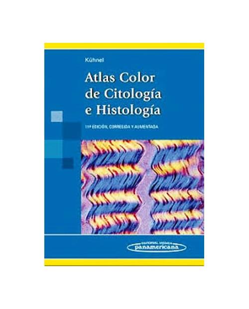LB. ATLAS COLOR DE CITOLOGIA E HISTOLOGIA