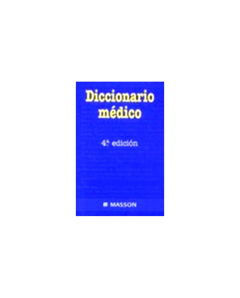 LB. DICCIONARIO MEDICO 4ª edicion