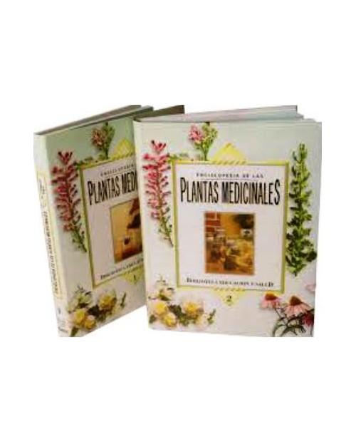 LB. ENCICLOPEDIA PLANTAS MEDICINALES 2 TOMOS