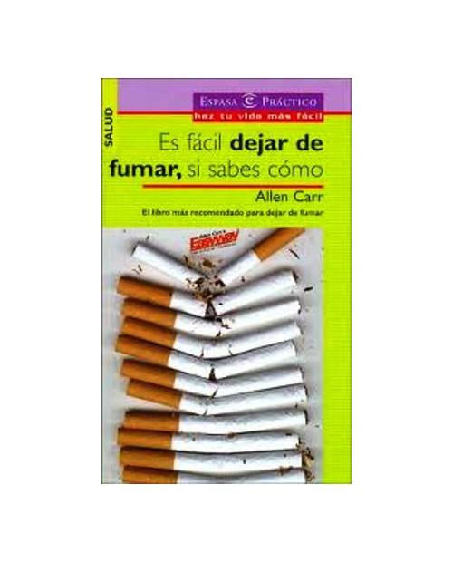 LB. ES FACIL DEJAR DE FUMAR SI SABES COMO