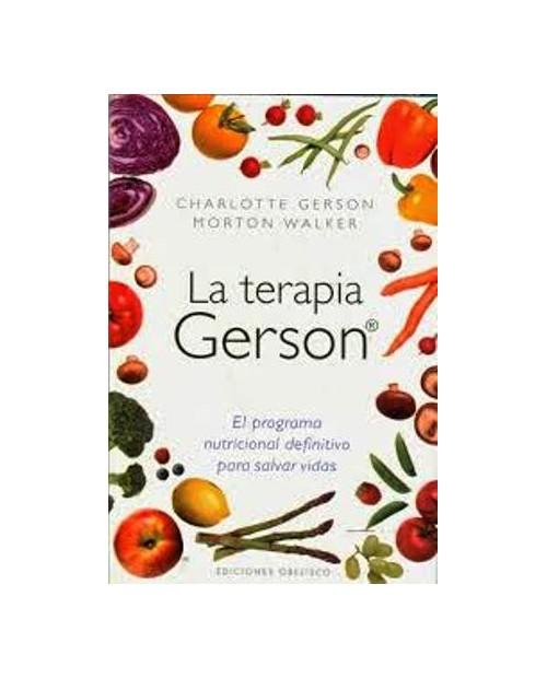 LB. LA TERAPIA GERSON
