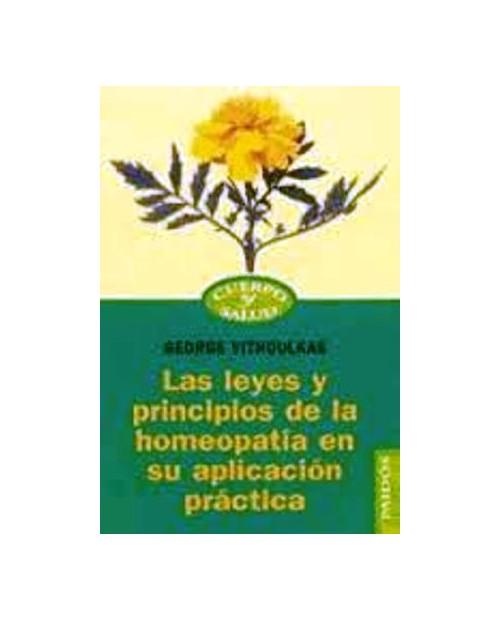 LB. LAS LEYES Y PRINCIPIOS DE LA HOMEOPATIA