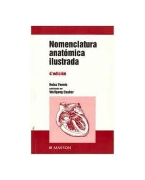 LB. NOMENCLATURA ANATOMICA ILUSTRADA